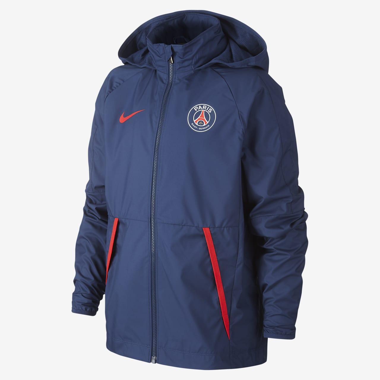 Giacca da calcio Paris Saint-Germain - Ragazzi