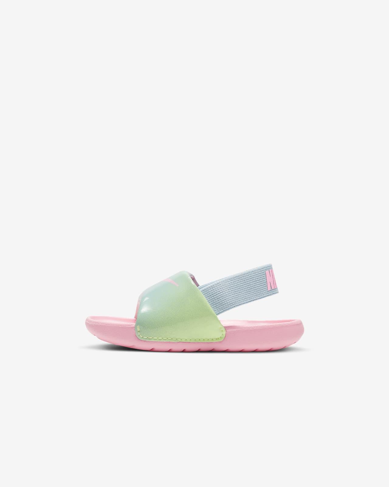 Claquette Nike Kawa SE pour Bébé/Petit enfant