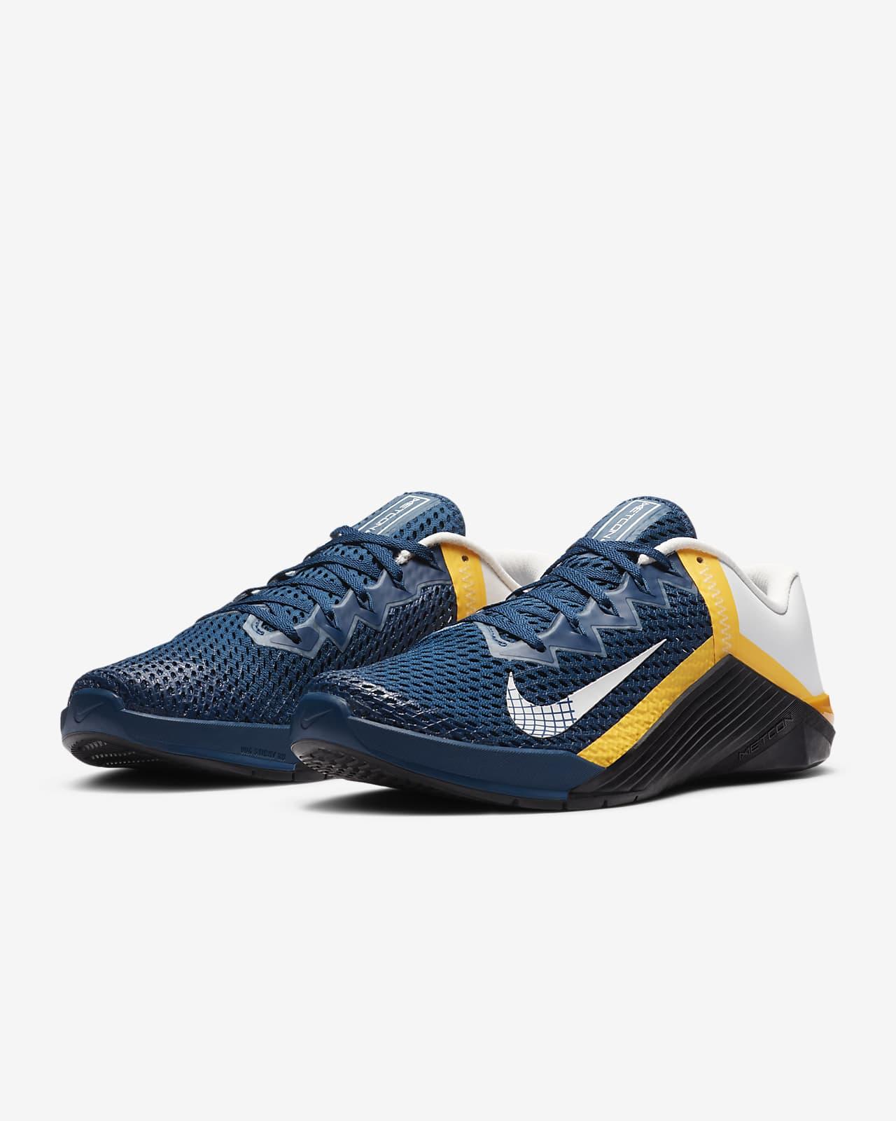 Nike Metcon 6 Men's Training Shoe. Nike LU