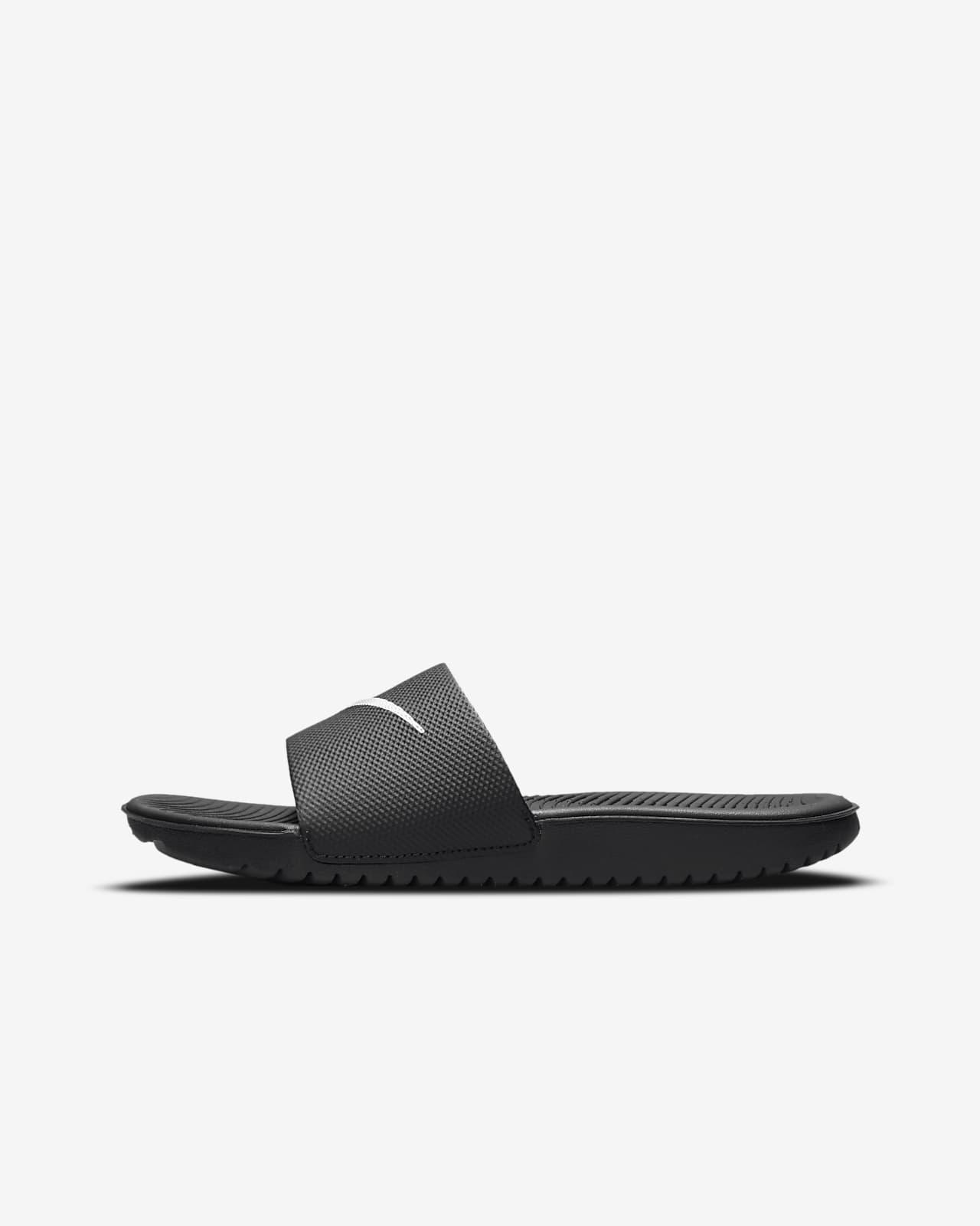 Pequeño Nike Kawa / Resbaladilla niños Talla Grande