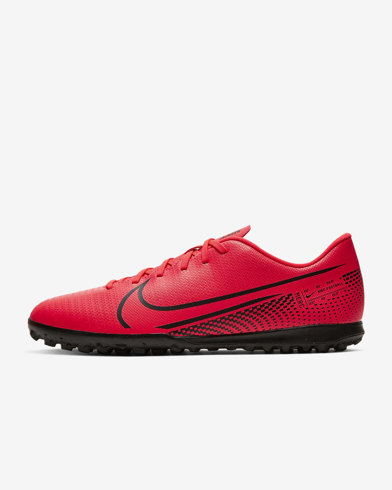 รองเท้าฟุตบอลสำหรับพื้นหญ้าเทียม Nike Mercurial Vapor 13 Club TF