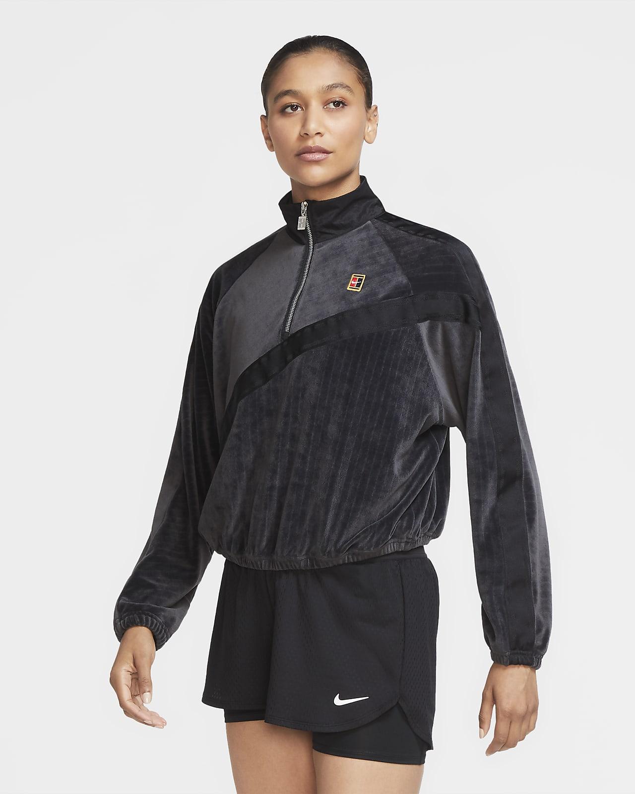 NikeCourt női teniszfelső