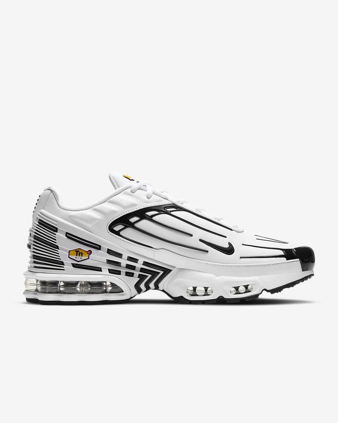 Nike Air Max Plus 3 Leather Men's Shoe. Nike LU