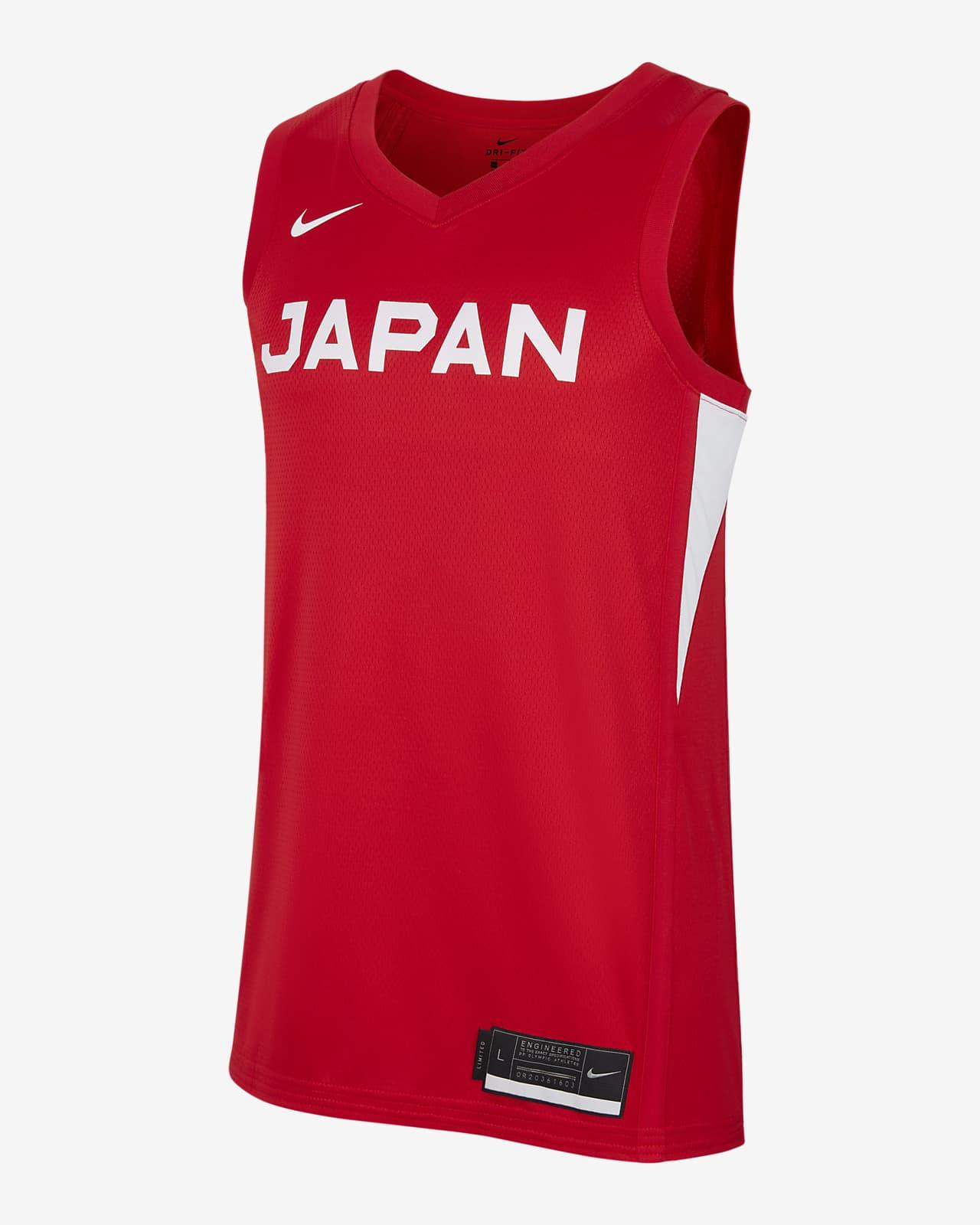 ジャパン (ロード) リミテッド メンズ ナイキ バスケットボールジャージー