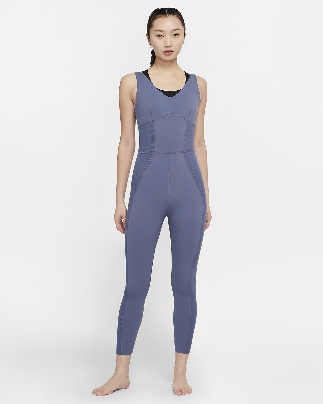 Nike Yoga Luxe Infinalon 女子连体衣