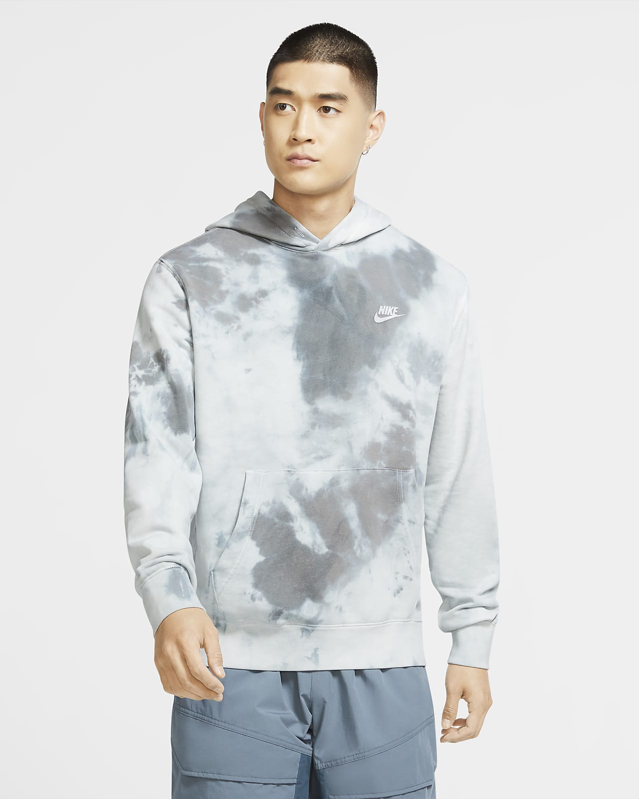 Nike Sportswear Dessuadora amb caputxa tenyida