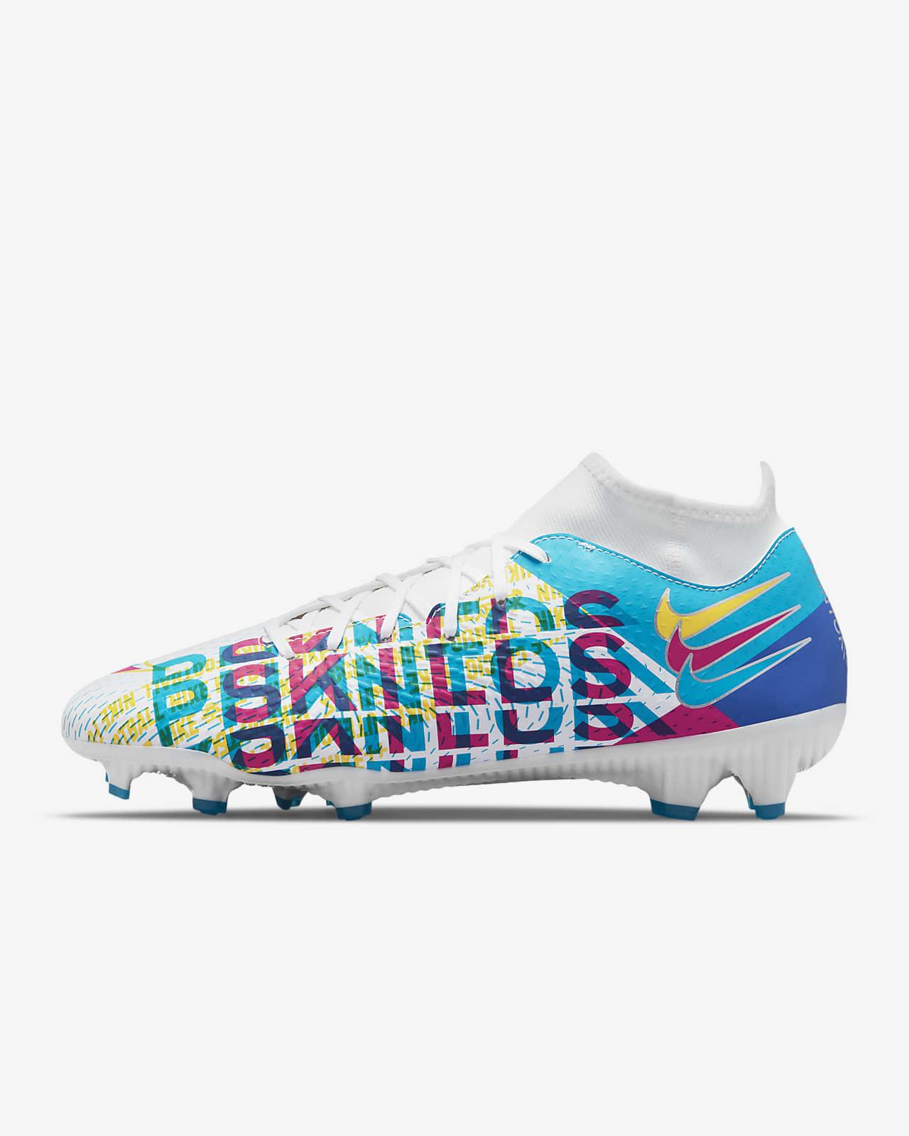 Chaussure de football multi-surfaces à crampons Nike Phantom GT Academy Dynamic Fit 3D MG