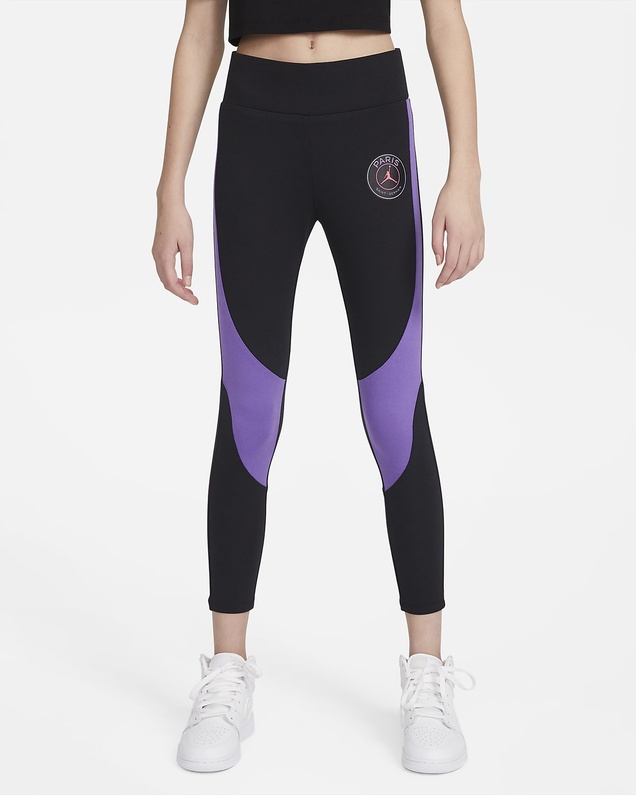 Paris Saint-Germain Older Kids' (Girls') Leggings