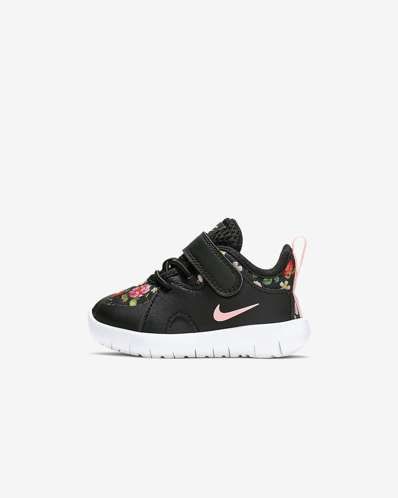 Nike Flex Contact 3 Vintage Floral Baby and Toddler Shoe