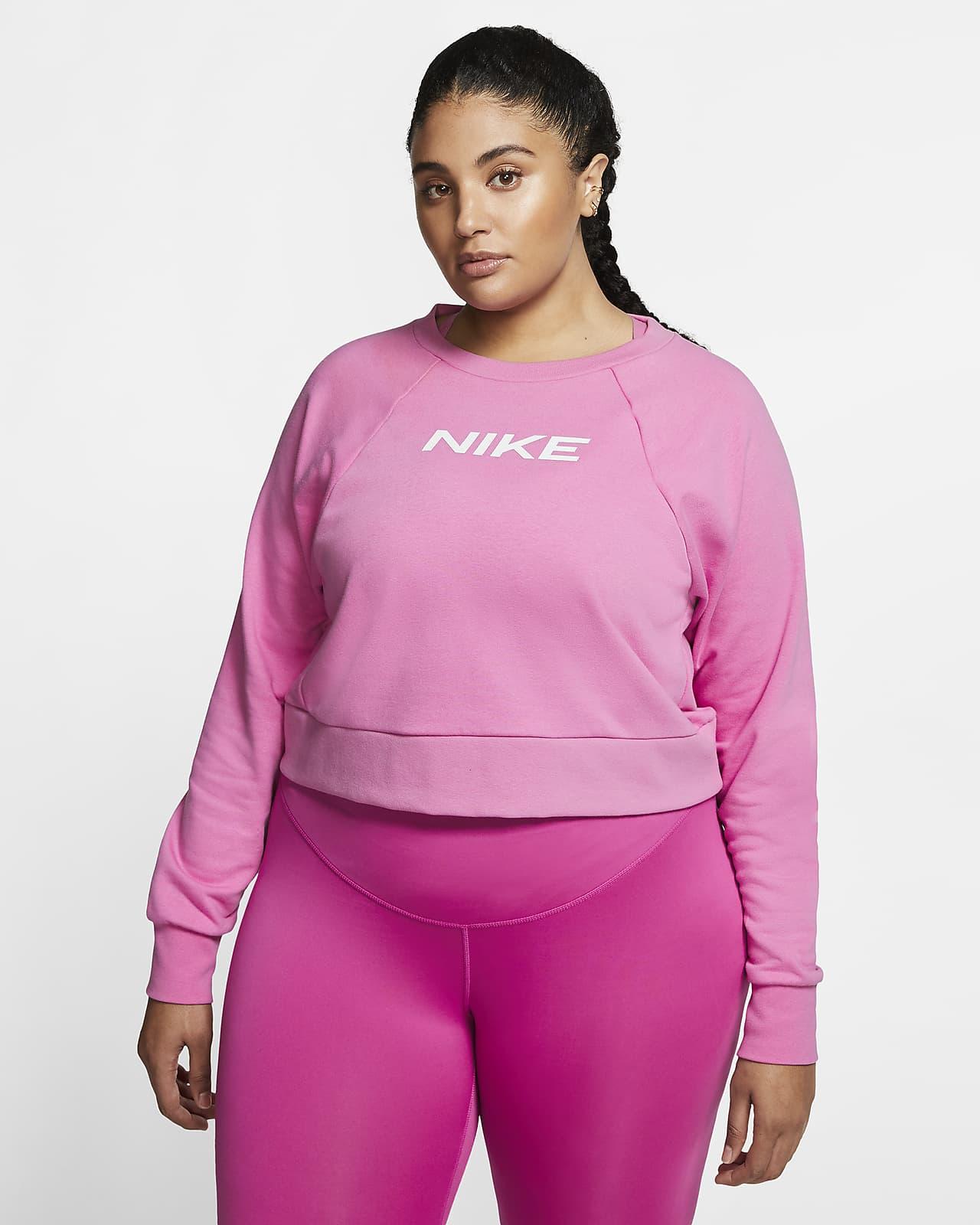 Nike Dessuadora d'entrenament (talles grans) - Dona