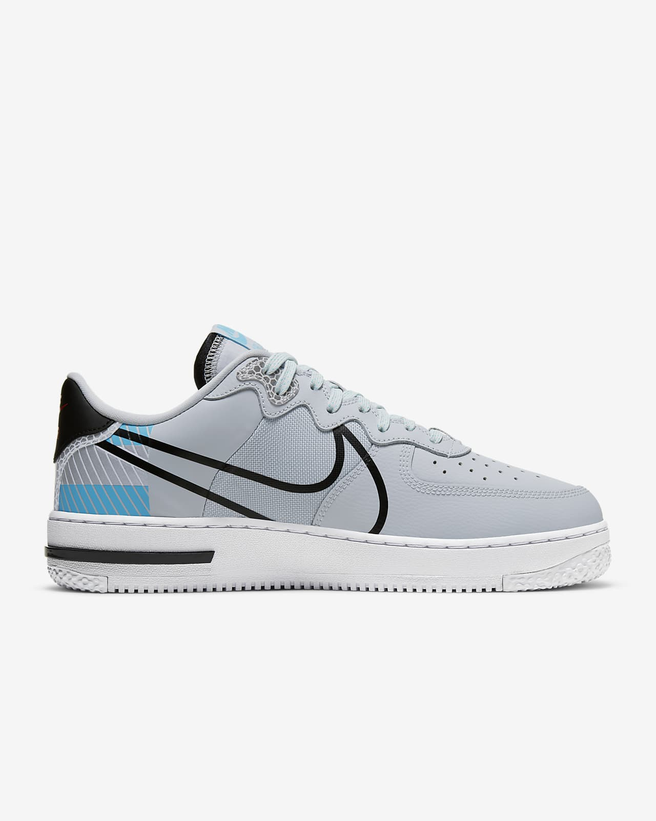 nike baskets air force 1 react homme