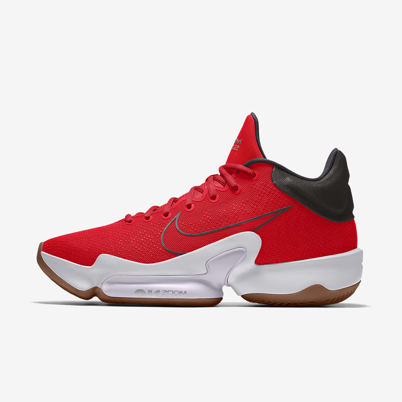 Chaussure de basketball personnalisable Nike Rize 2 By You
