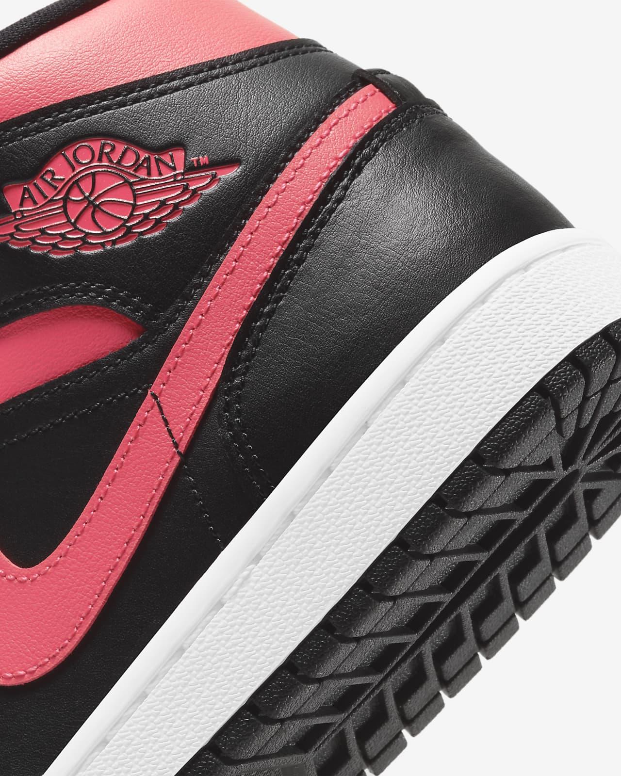 Chaussure Air Jordan 1 Mid pour Femme. Nike CA