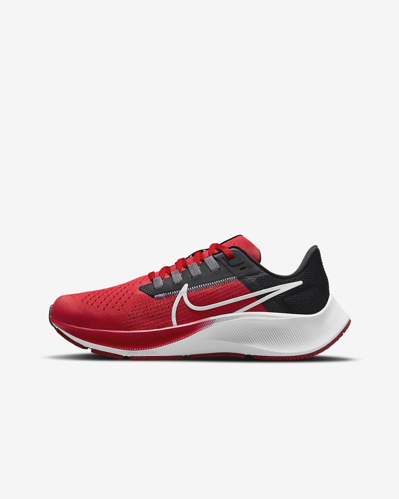 Nike Air Zoom Pegasus 38 Big Kids' Road Running Shoes