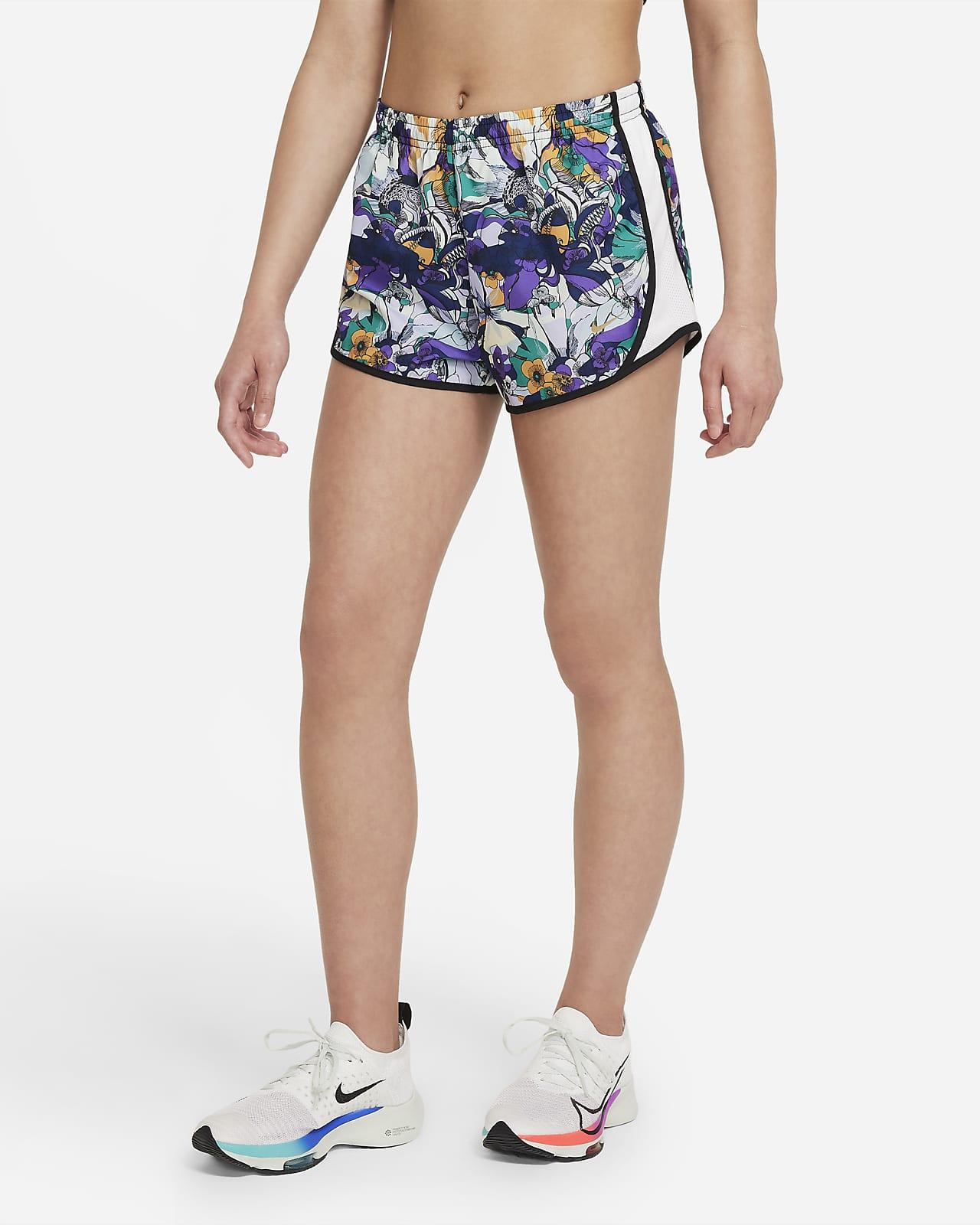 Nike Dri-FIT Tempo Older Kids' (Girls') Training Shorts
