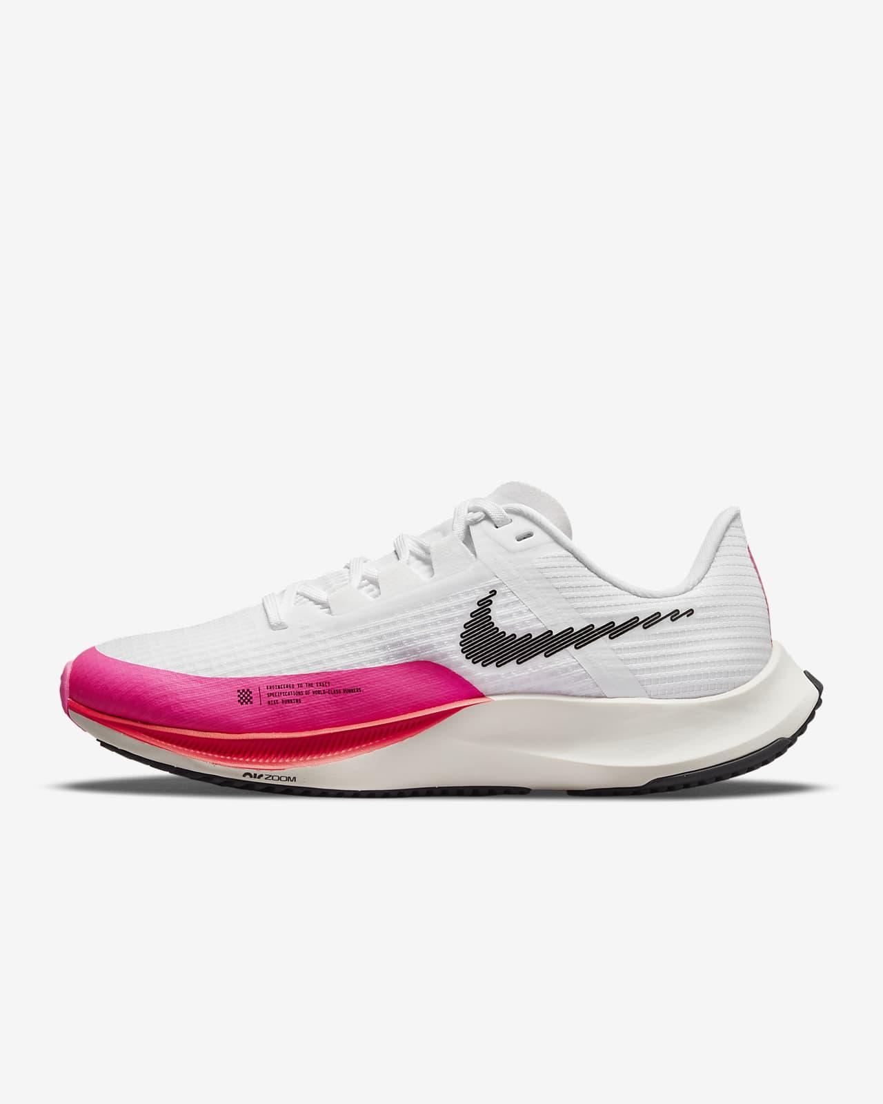 Tävlingssko för väg Nike Air Zoom Rival Fly 3 för kvinnor