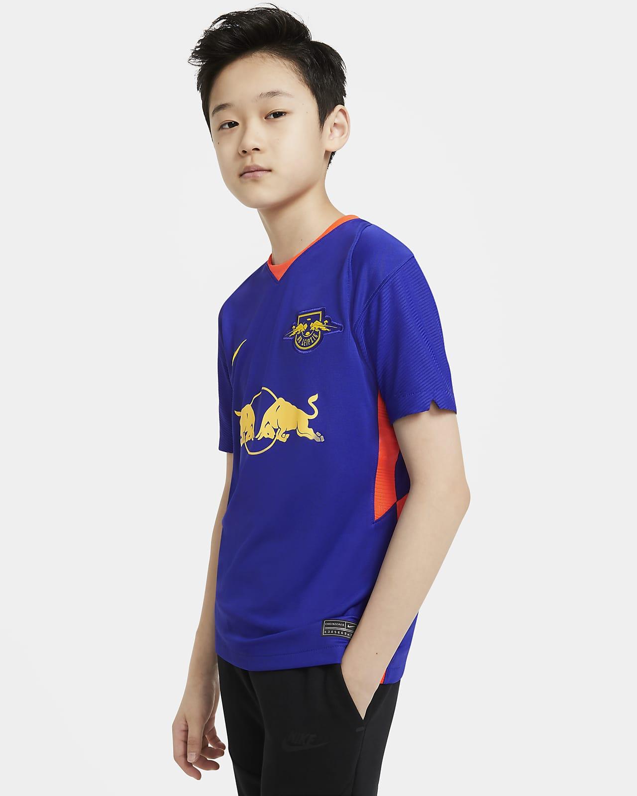 Rb Leipzig 2020 21 Stadium Away Older Kids Football Shirt Nike Ie