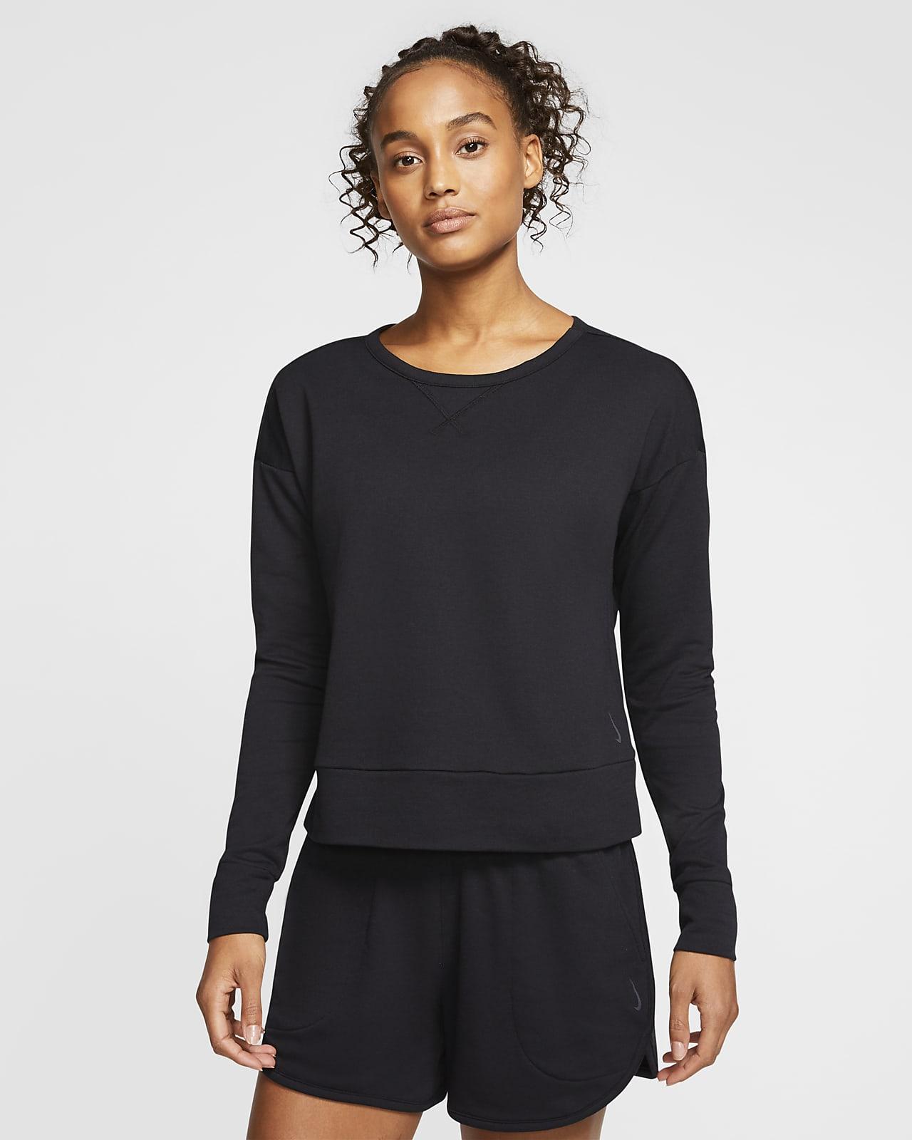 Maglia a manica lunga Nike Yoga - Donna