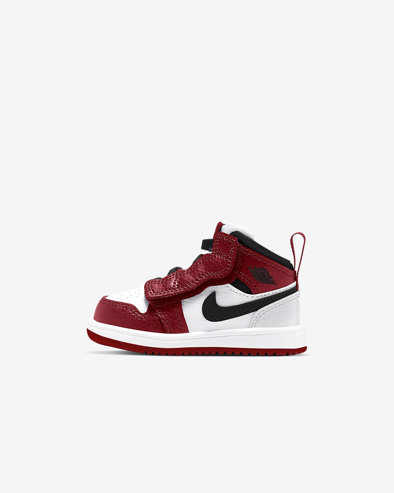 Jordan 1 Mid Baby and Toddler Shoe