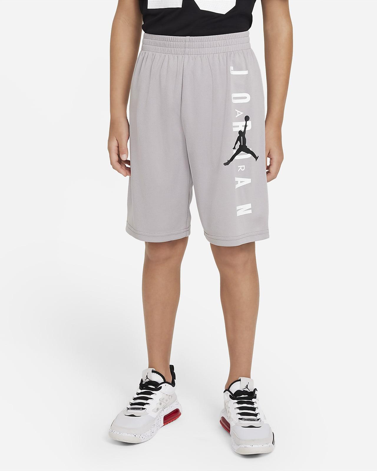 Shorts de malla para niño talla grande Air Jordan