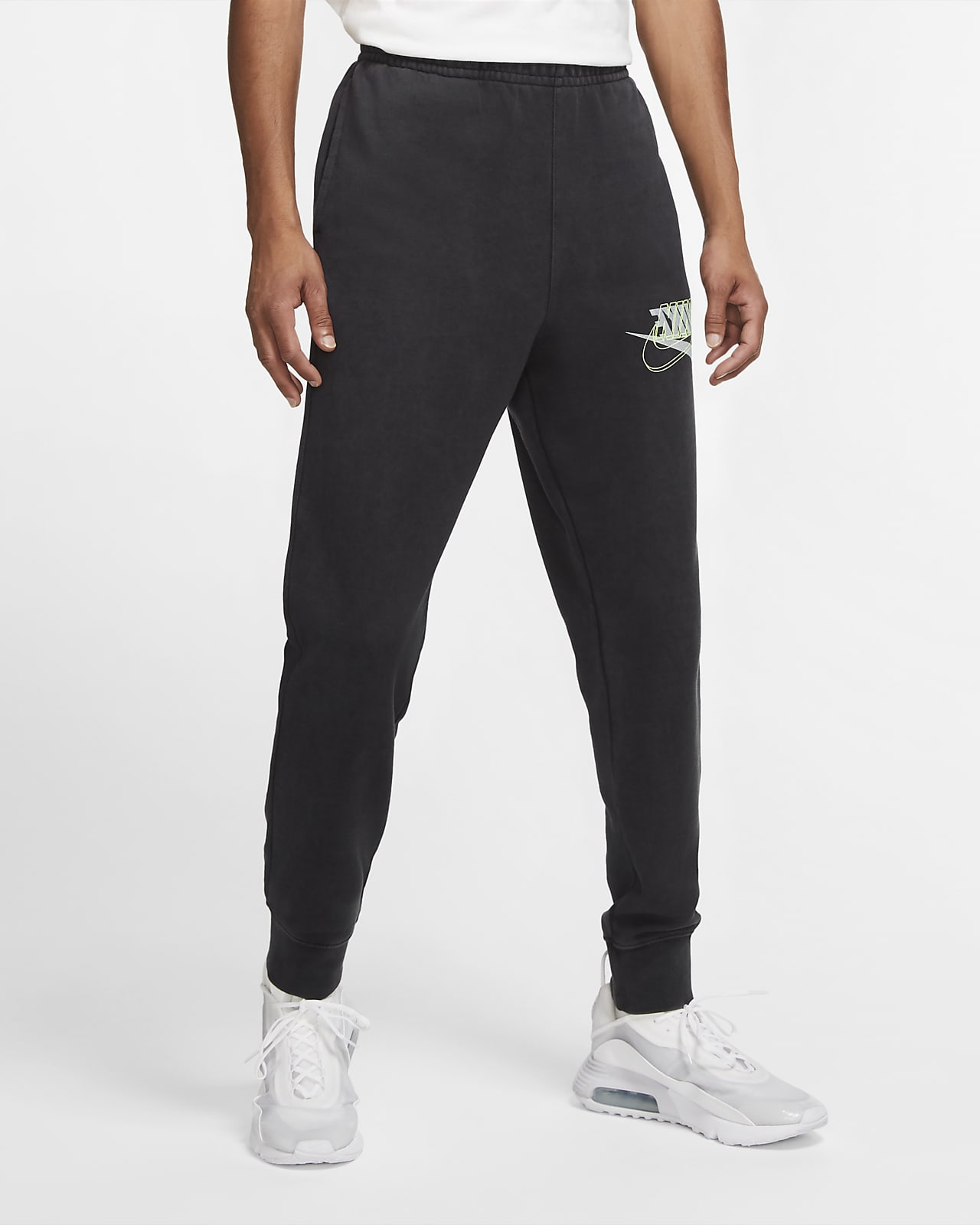 Pantaloni jogger in French Terry Nike Sportswear - Uomo