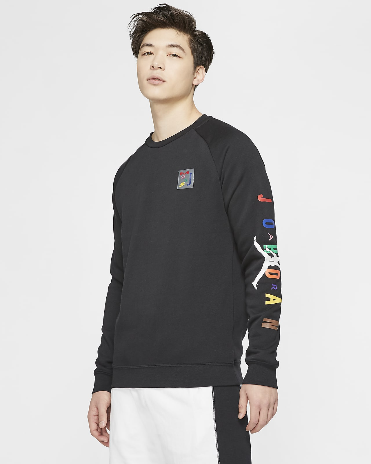 Jordan Sport DNA HBR 男子针织圆领上衣