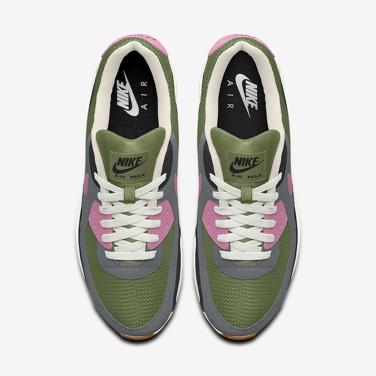 Nike Air Max 90 By You Custom Women's Shoe. Nike SA