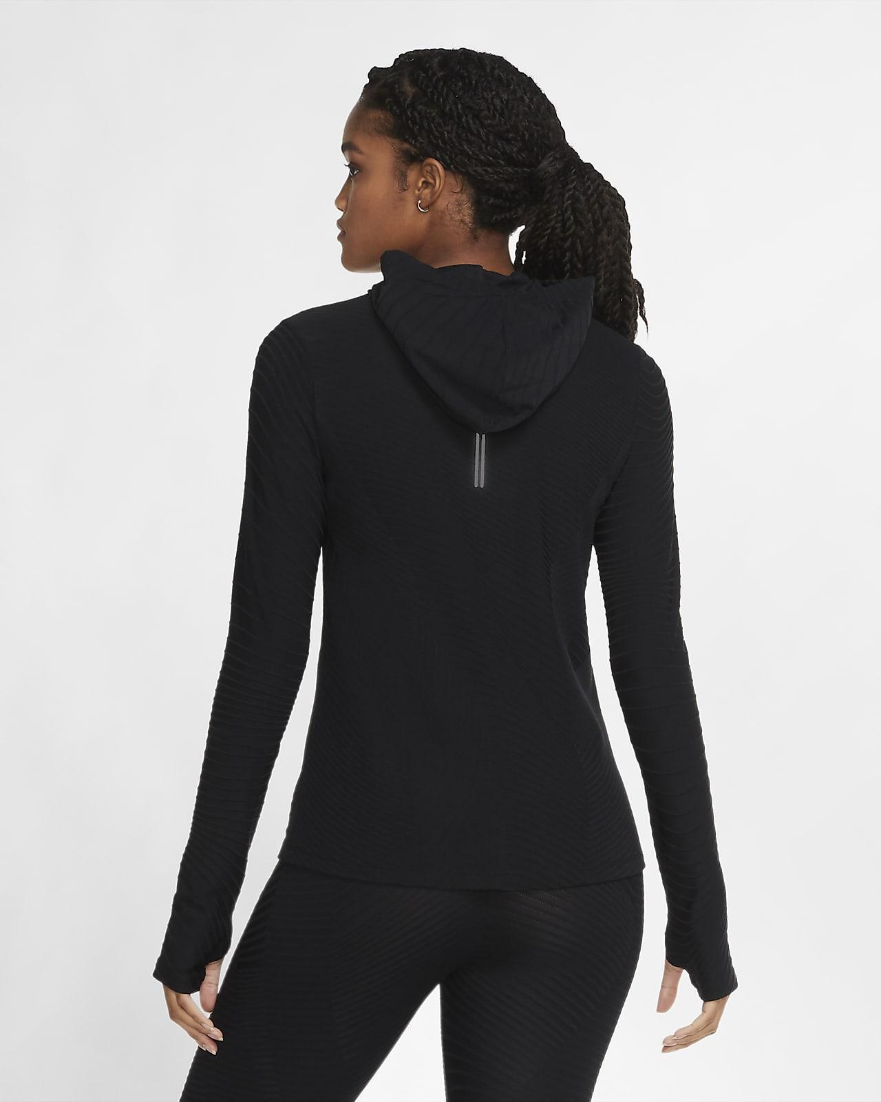Sudadera Con Capucha De Running Para Mujer Nike Nike Com