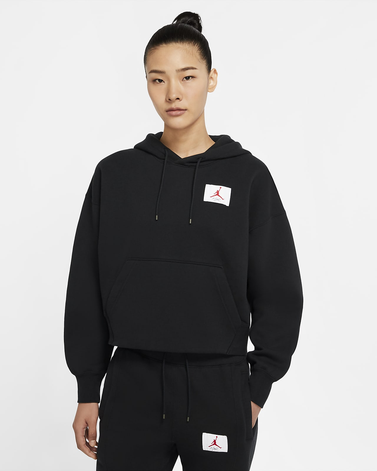 Jordan Flight Fleece-Hoodie für Damen