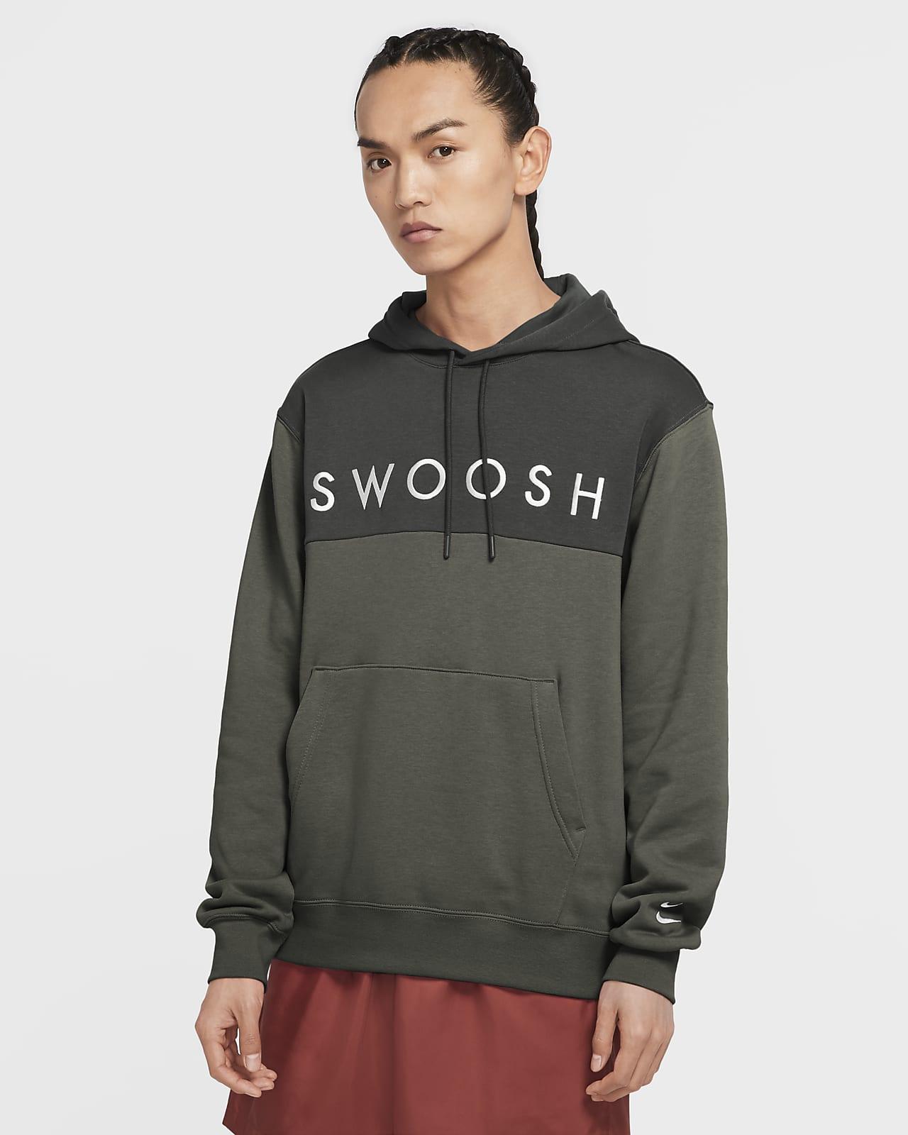 Huvtröja Nike Sportswear Swoosh för män