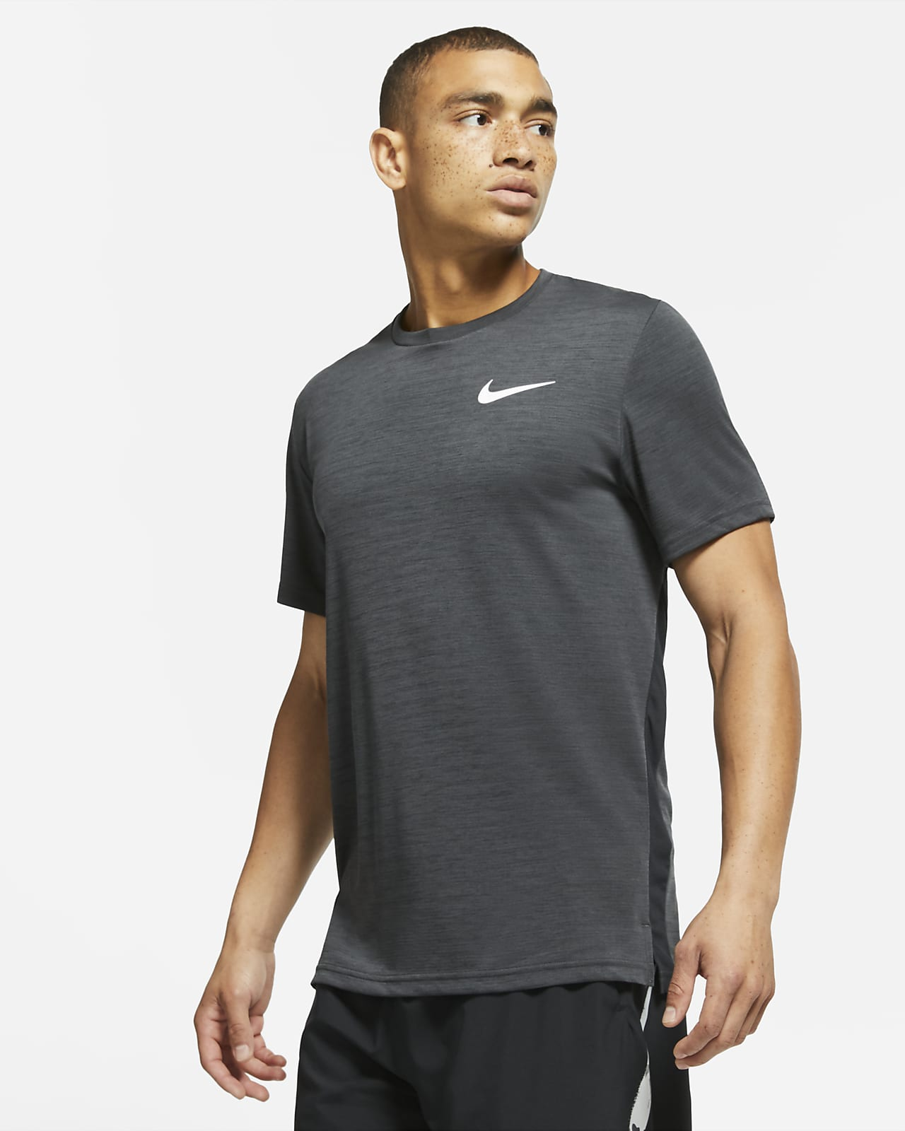 Nike kortermet overdel til herre