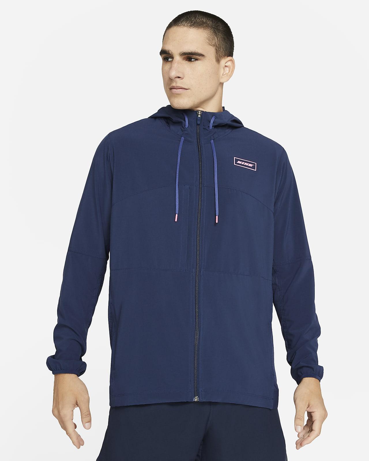 Мужская куртка с молнией во всю длину для тренинга Nike Sport Clash