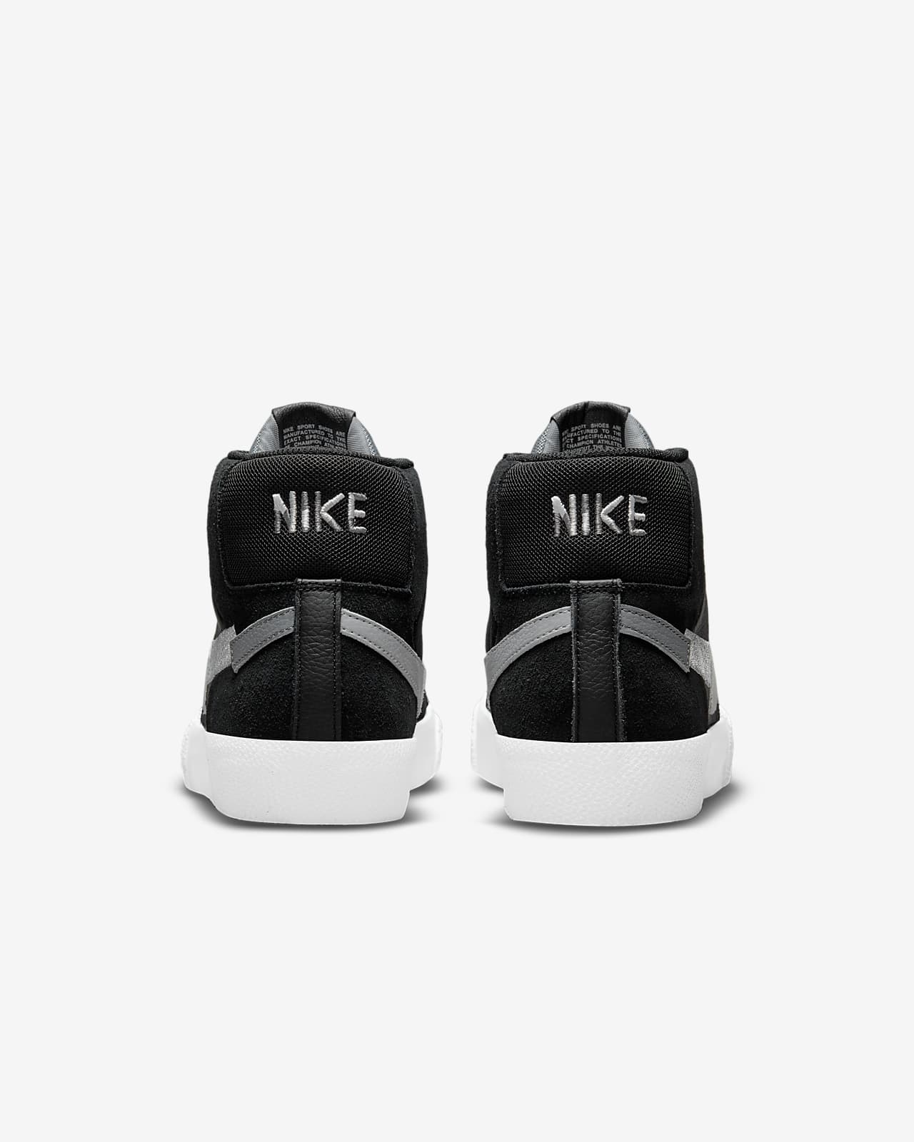 Nike SB Zoom Blazer Mid Premium Skate Shoes. Nike.com