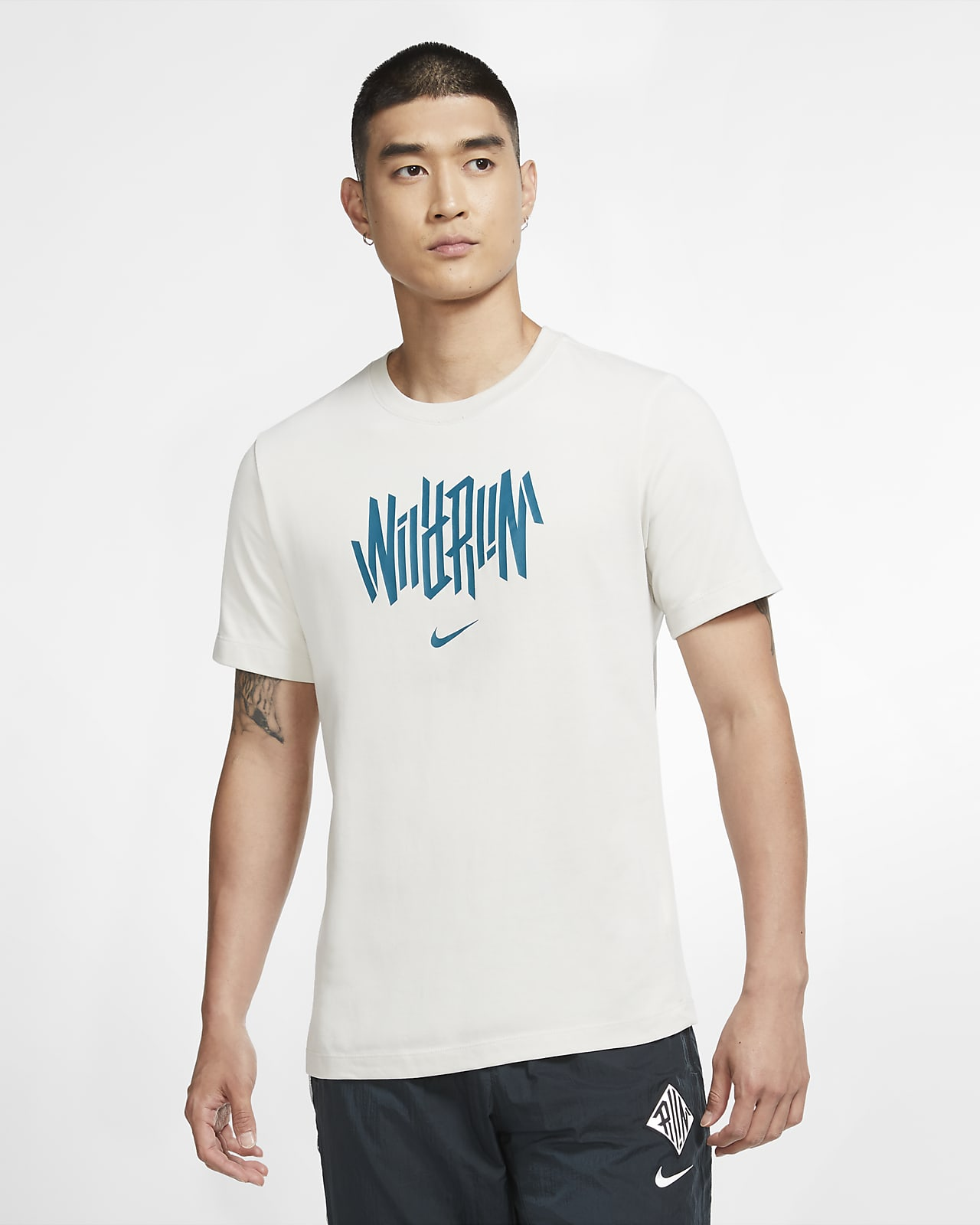 Nike Dri-FIT Wild Run Men's Running T-Shirt