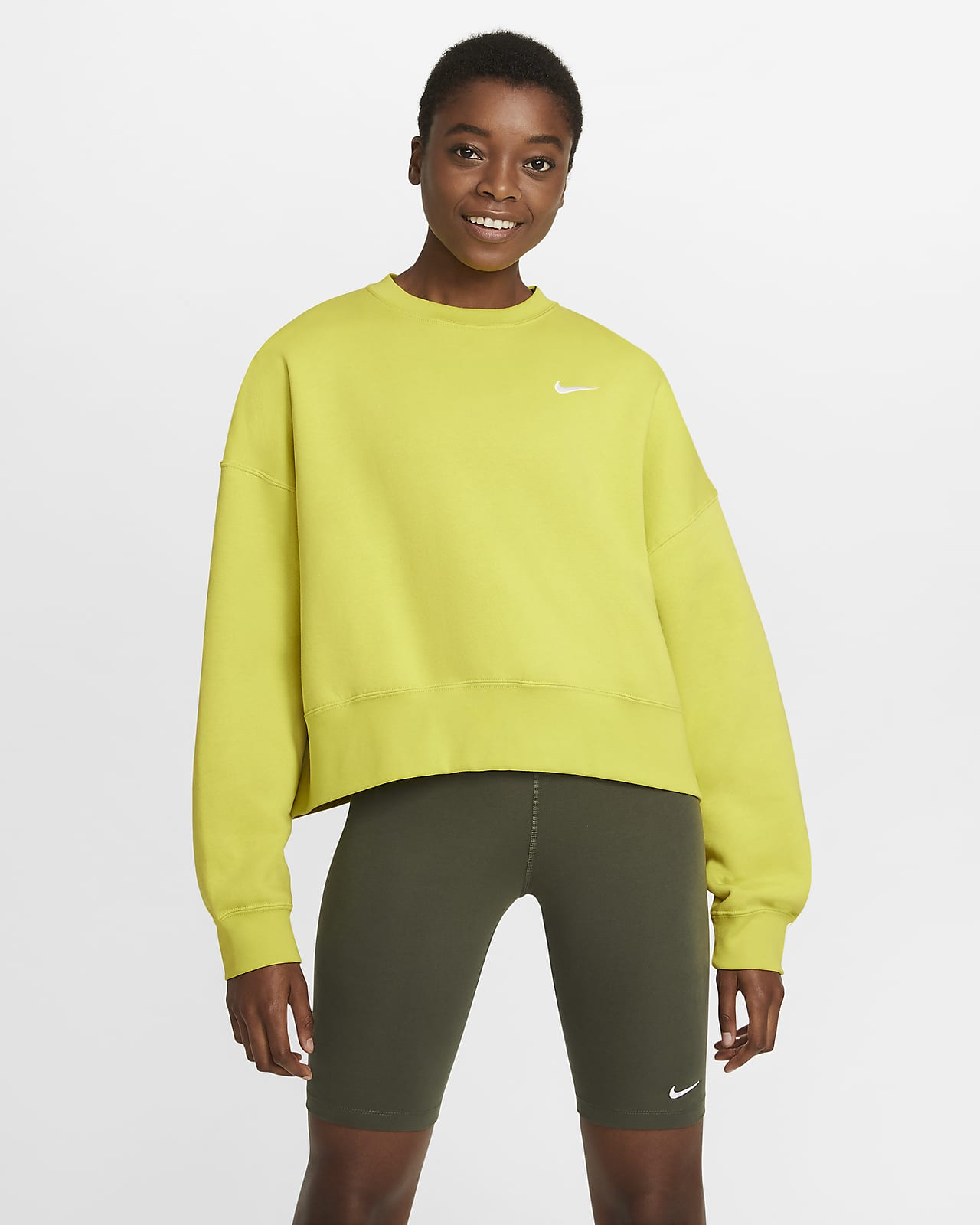 Nike Sportswear Essential Women's Fleece Crew