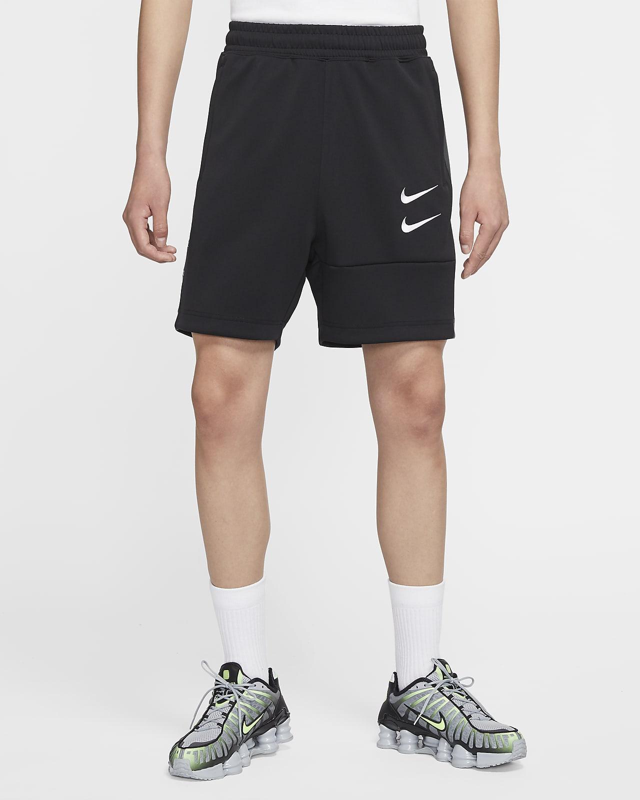 กางเกงขาสั้นผู้ชาย Nike Sportswear Swoosh