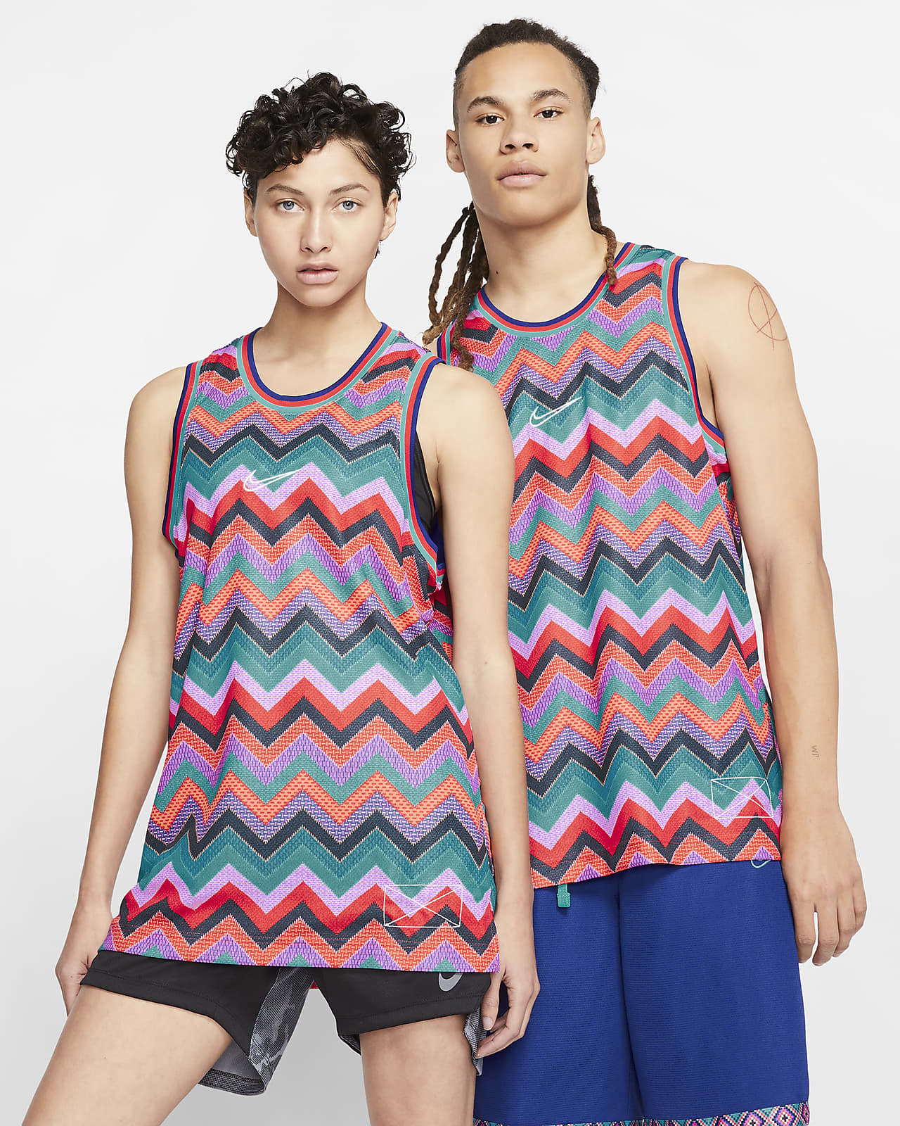 Nike Dri-FIT Basketball Jersey