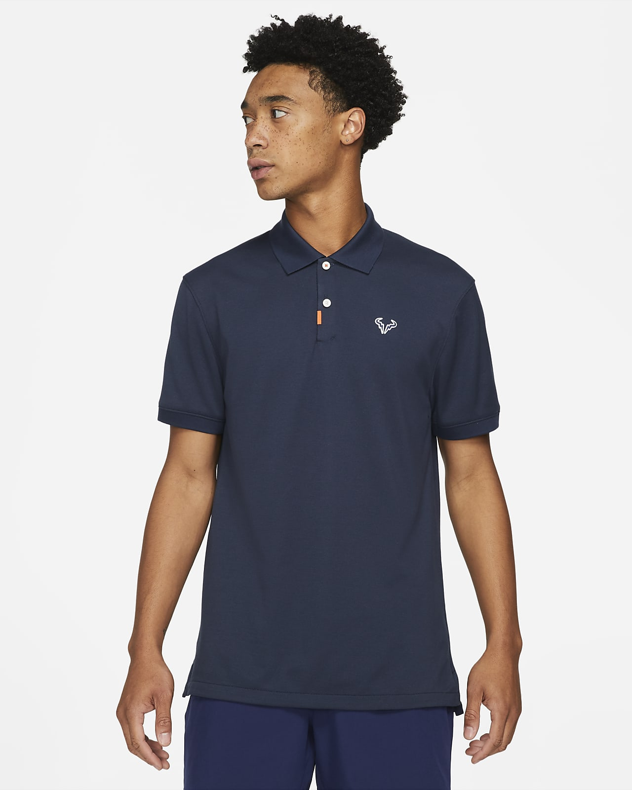 Polo de corte estreito The Nike Polo Rafa para homem