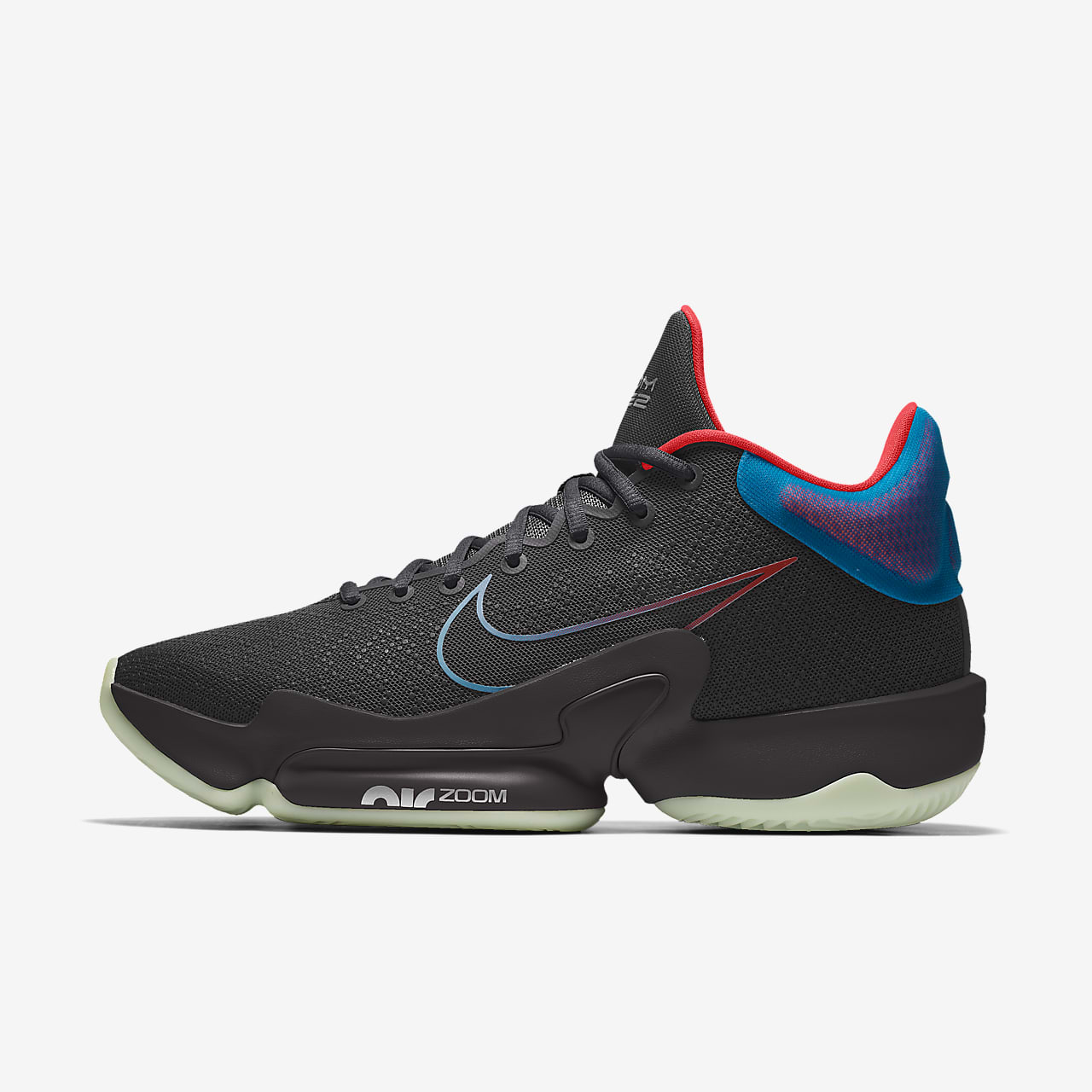 Nike Zoom Rize 2 By You 专属定制篮球鞋