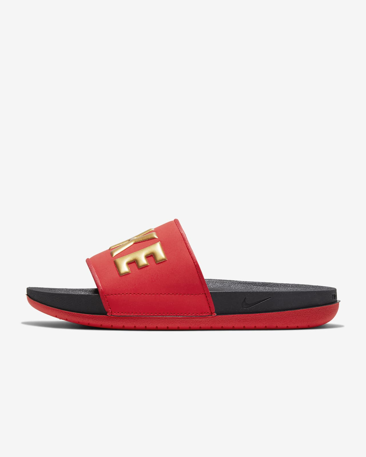 รองเท้าแตะผู้หญิงแบบสวม Nike Offcourt Icon Clash
