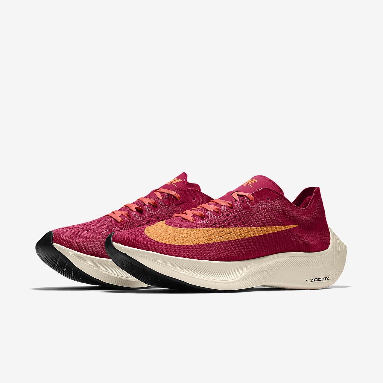 Nike ZoomX Vaporfly Next% By You Custom hardloopschoen