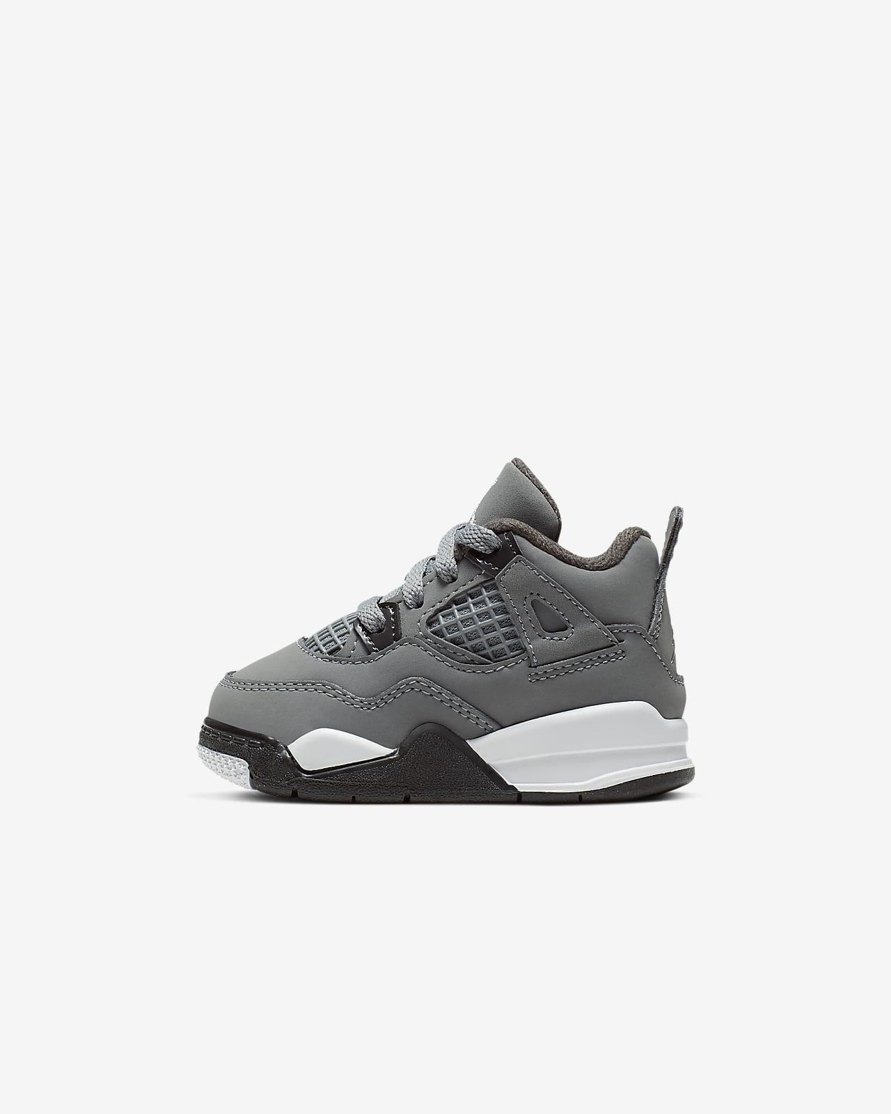 Air Jordan 4 Retro Baby \u0026amp; Toddler