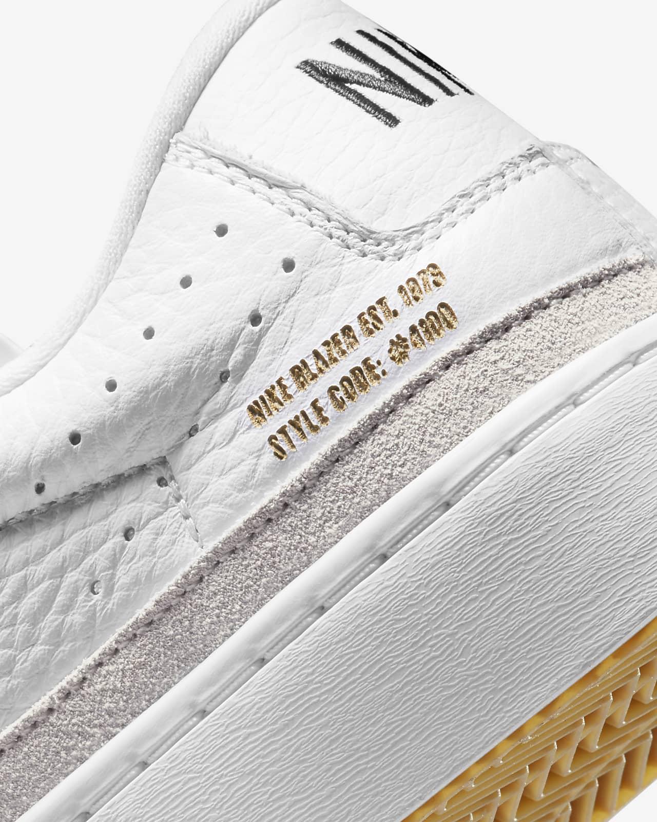 Nike Blazer Low X Men's Shoes. Nike ID