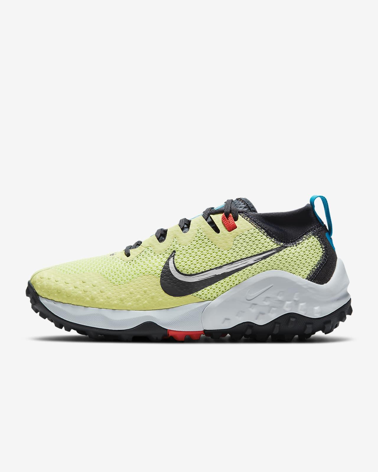 Nike Wildhorse 7 女款越野跑鞋