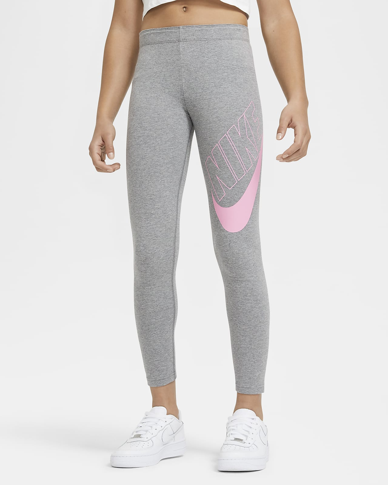 Legging à motif Nike Sportswear Favorites pour Fille plus âgée