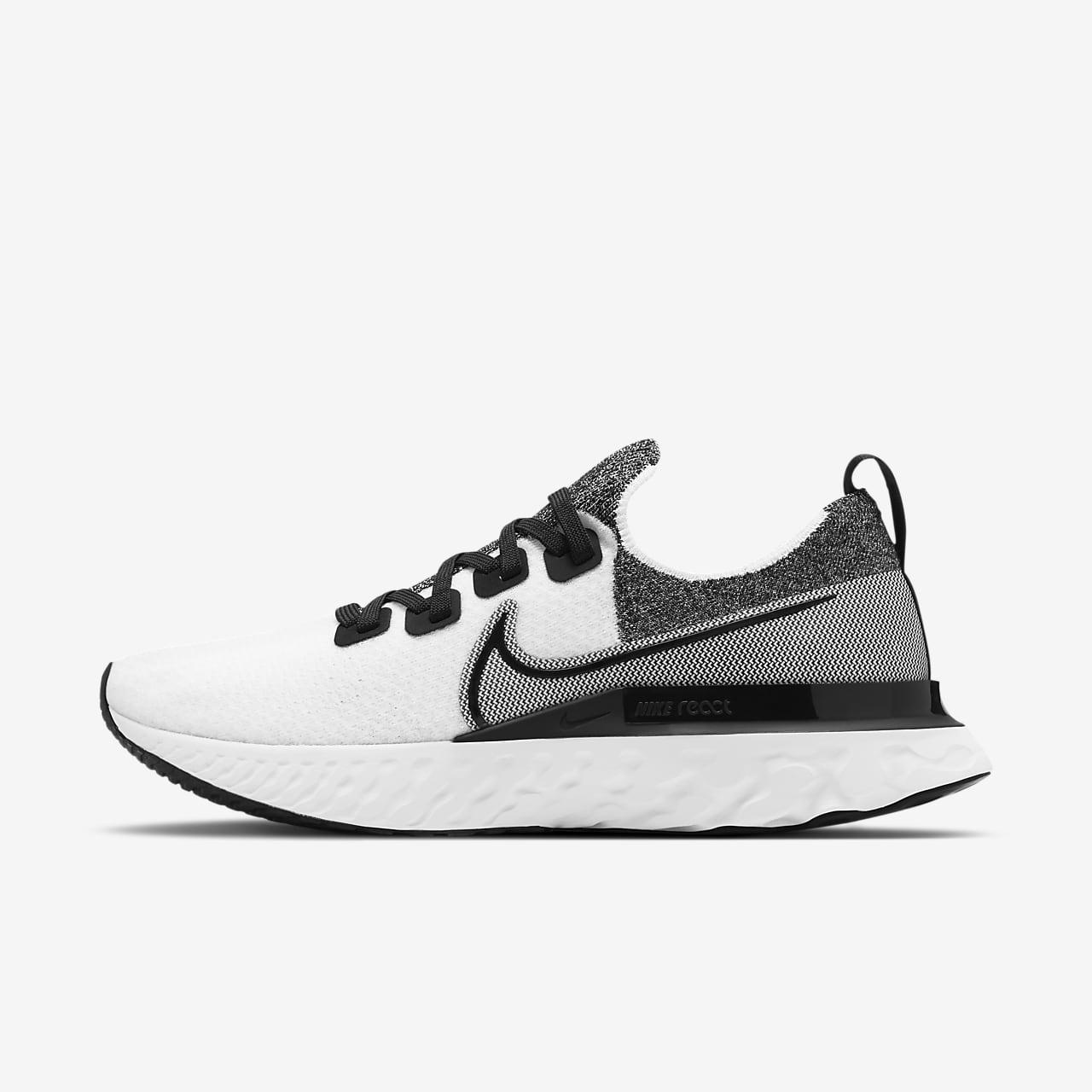 รองเท้าวิ่งผู้ชาย Nike React Infinity Run Flyknit