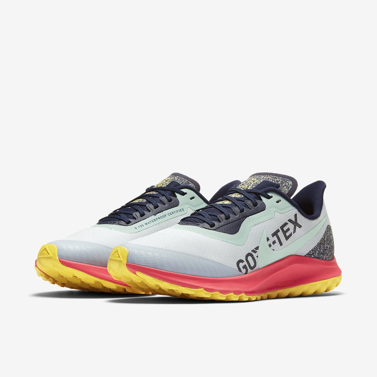 Chaussure de running sur sentier Nike Air Zoom Pegasus 36 Trail GORE TEX pour Femme