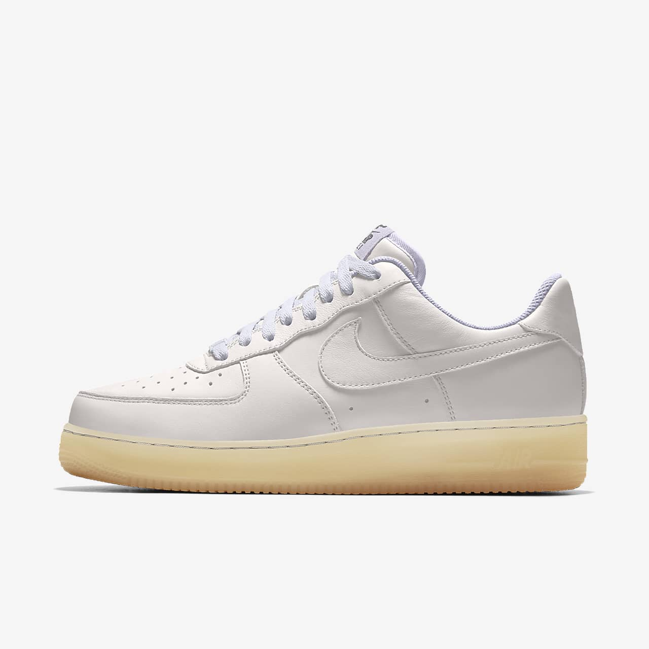 Nike Air Force 1 Low By You egyedi férficipő