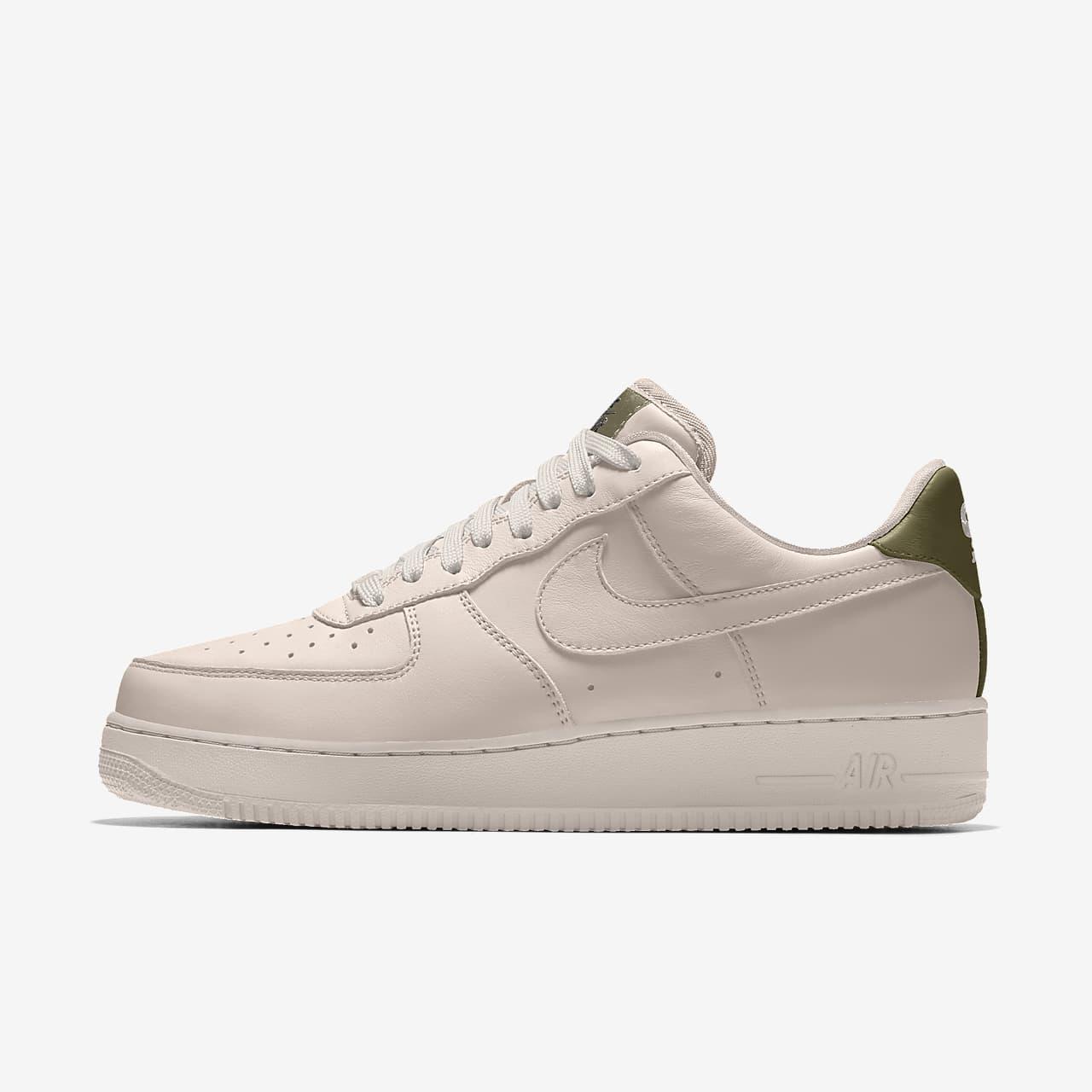 Nike Air Force 1 Low Unlocked Custom Shoe