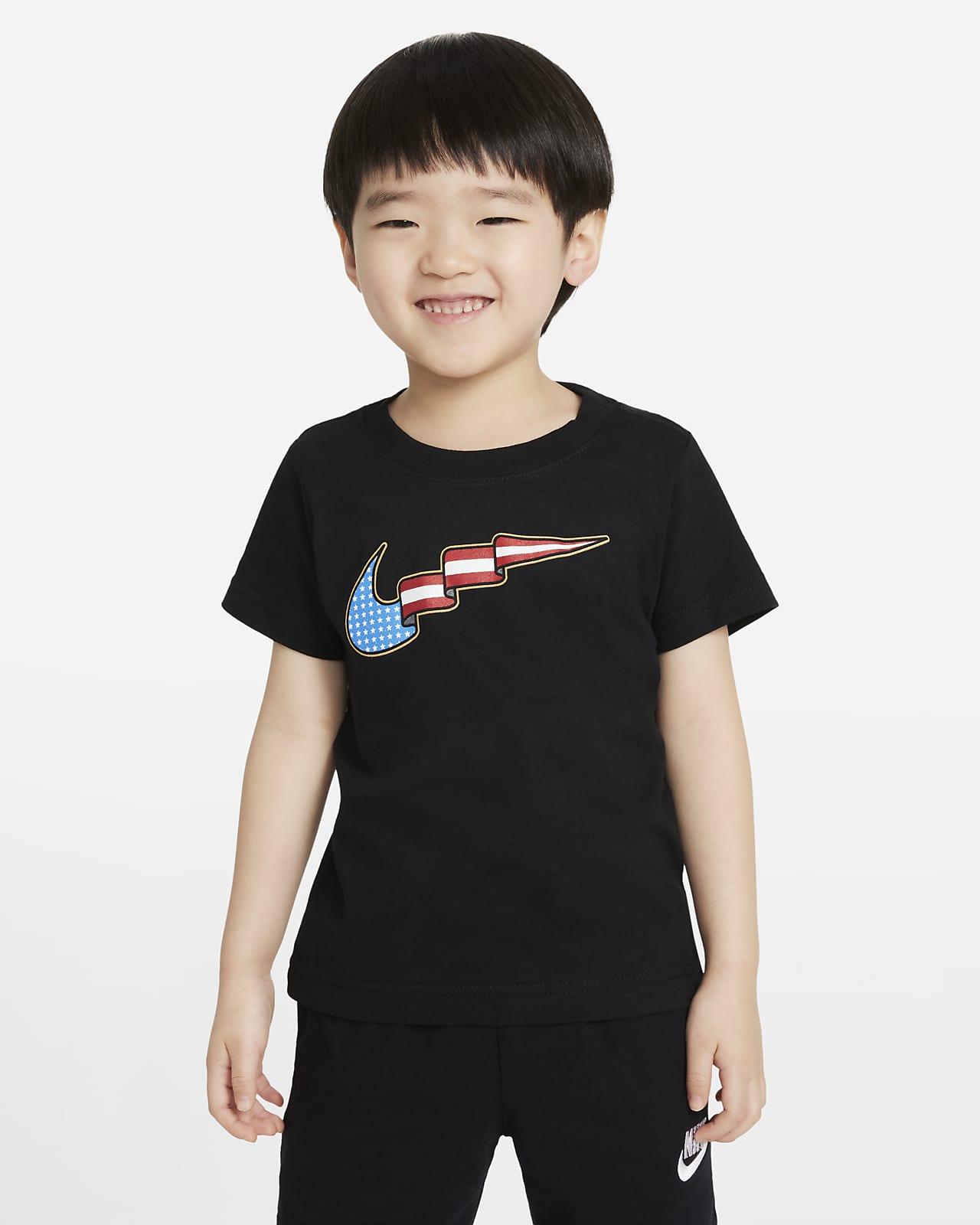 Playera infantil Nike